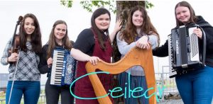Traditional music from some of the best young musicians and singers from Fèis Earraich